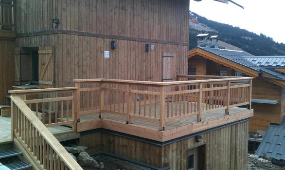 Chalet Extension Courchevel