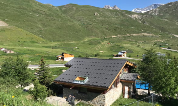 Tignes Chalet Extension - Construction & Renovation