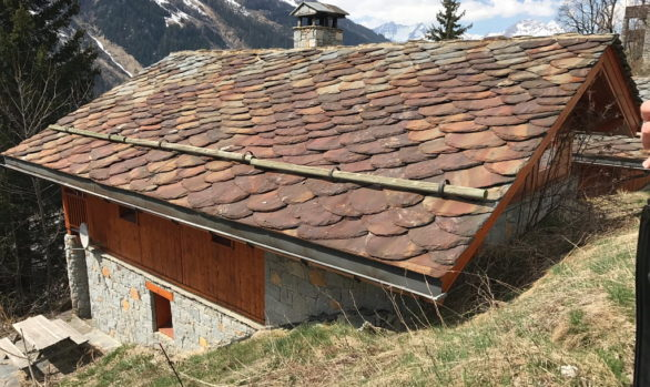 Val d'Isere & Courchevel Chalet Roof Replacement