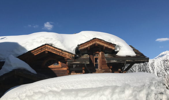 Courchevel 1850 Chalet Construction & Renovation